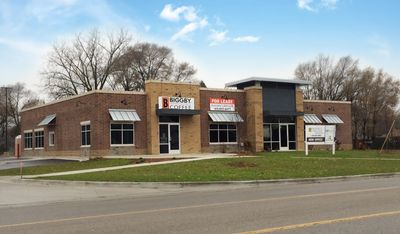 NEW CONSTRUCTION! 1300 SF build to suit office or retail, Suite: B Image