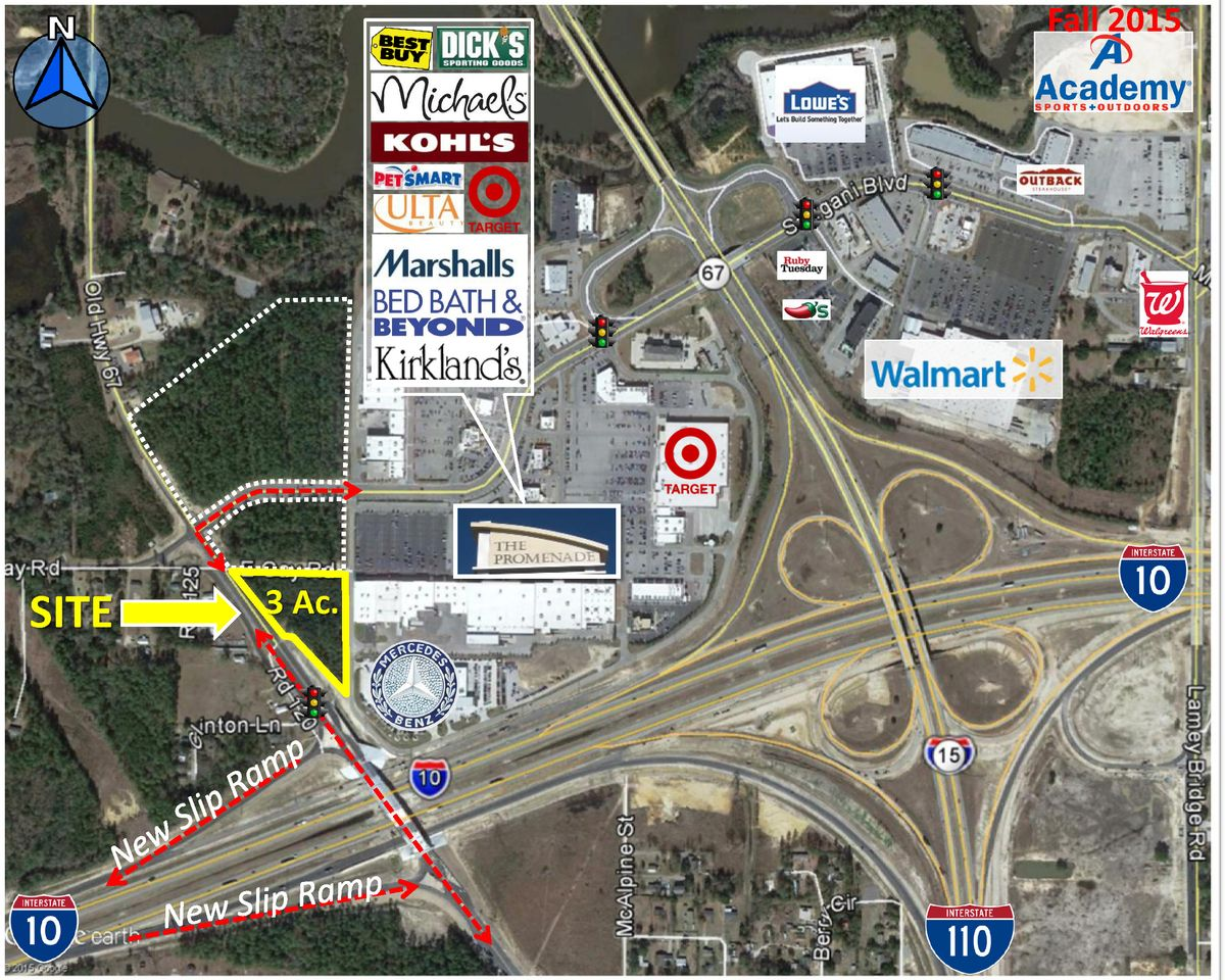 Commercial Property Diberville Ms