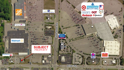 Superb Retail Location! 6,500 SF Located in Front of Wal-Mart! Image