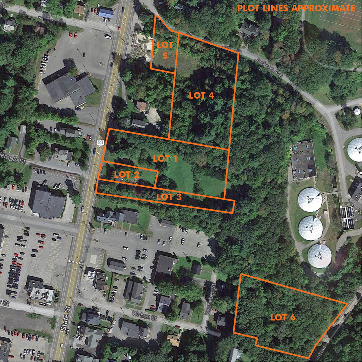 275 277 State St Augusta Me Vacant Land For Sale