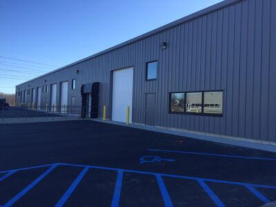 NEW CONSTRUCTION! Industrial Condos 4000-16,000 SF, Suite: Space 3 Image