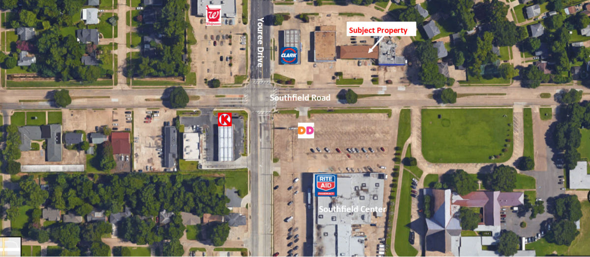 Commercial Property For Lease In Southfield