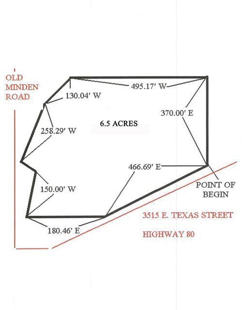 3515 East Texas