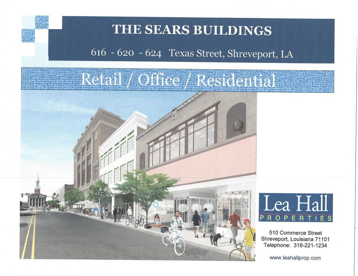 624 Texas Street 620 Texas Street 616 Texas Street