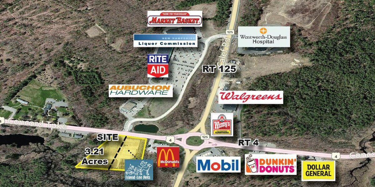 40 Concord Rd Lee Nh Vacant Land For Sale Necpe