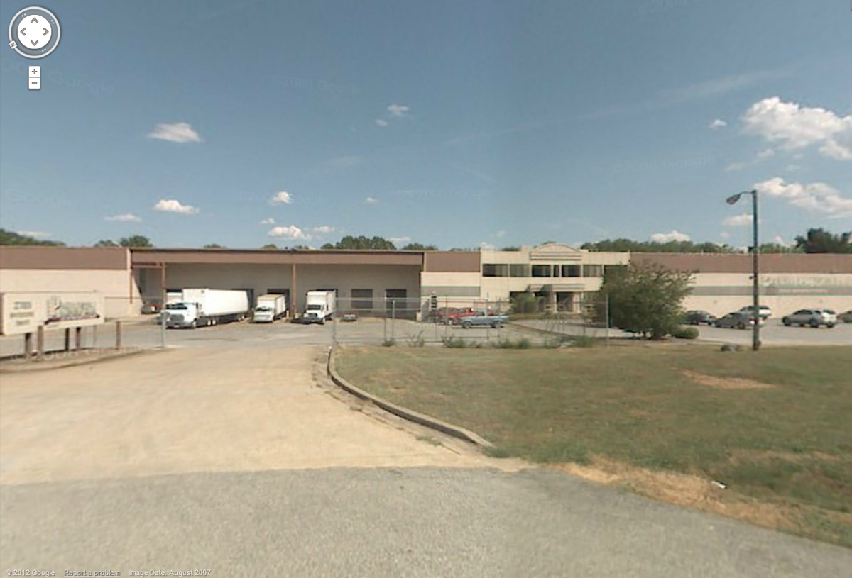 2700 Riverside Dr Chattanooga Tn Industrial For Lease
