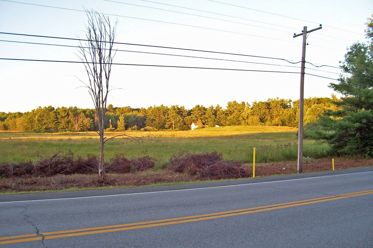2 Acre Commercial Lot