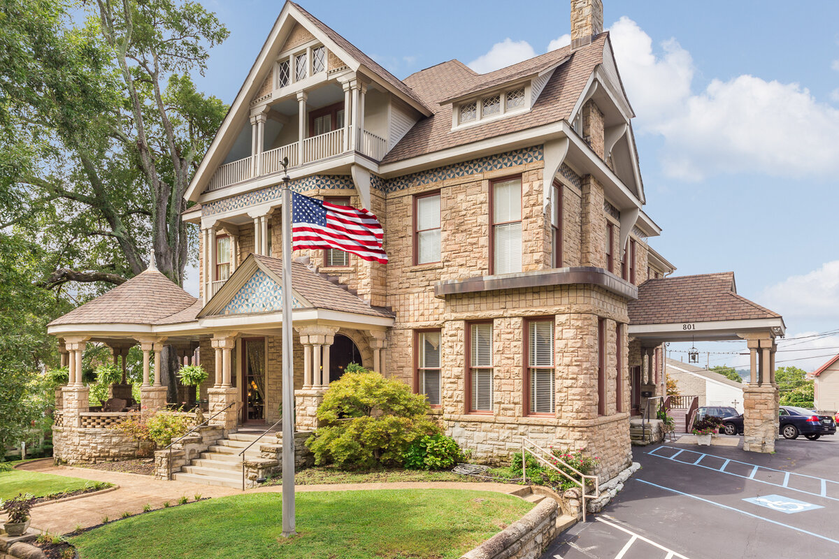 801 vine st chattanooga tn hospitality for sale catylist for Bed and breakfast for sale in tennessee