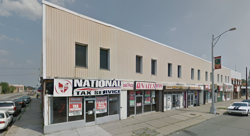Commercial Property For Sale In Highland Park Mi