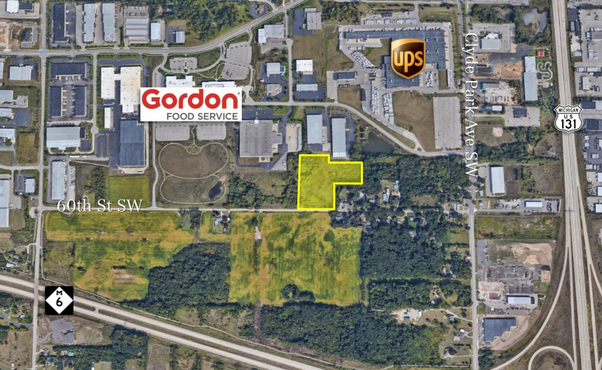 Gordon Food Service Grand Rapids Mi Th Street