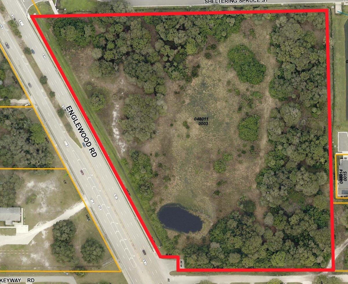 Northeast Corner of Keyway Road and SR-776, Englewood, FL 34223