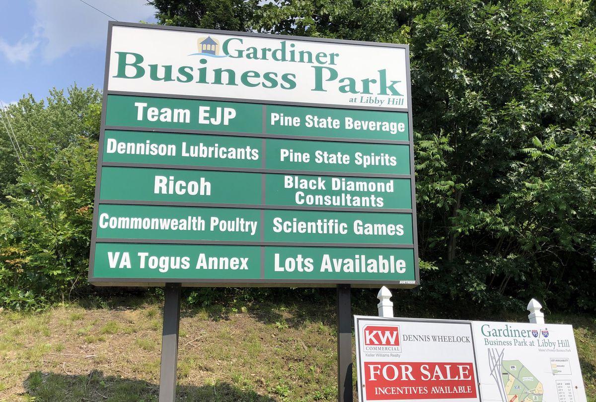 Gardiner 95/295 Business Park