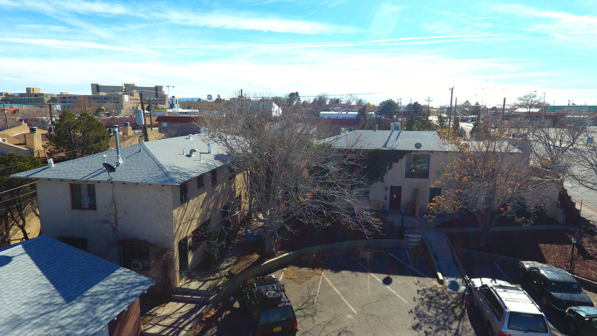 1340 San Mateo Blvd Se Albuquerque Nm Multi Family For