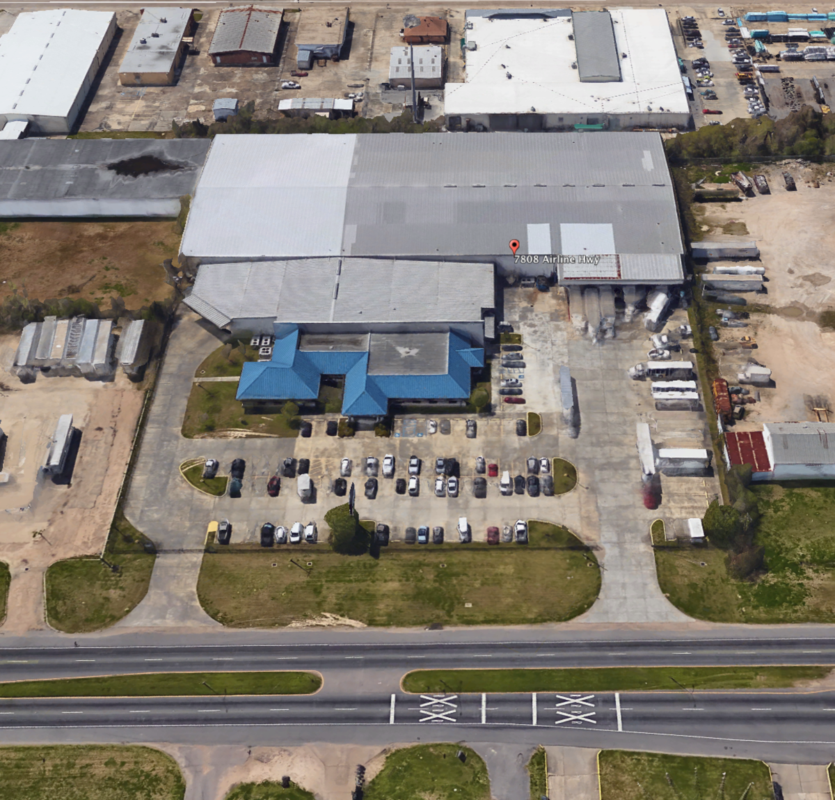 7808 Airline Hwy Baton Rouge La Industrial For Lease Lacdb Powered By Catylist