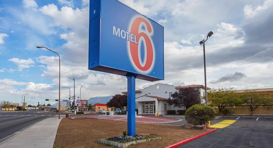 Motel  San Mateo Albuquerque Nm