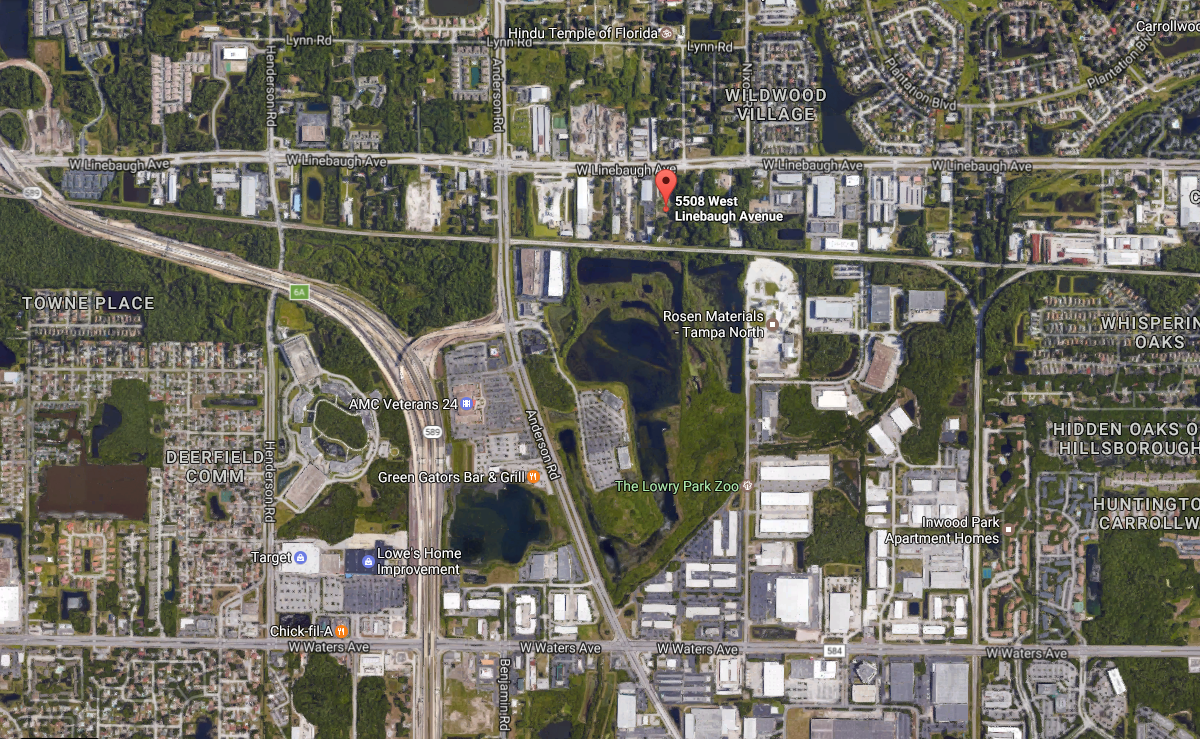 Commercial Property For Rent Tampa