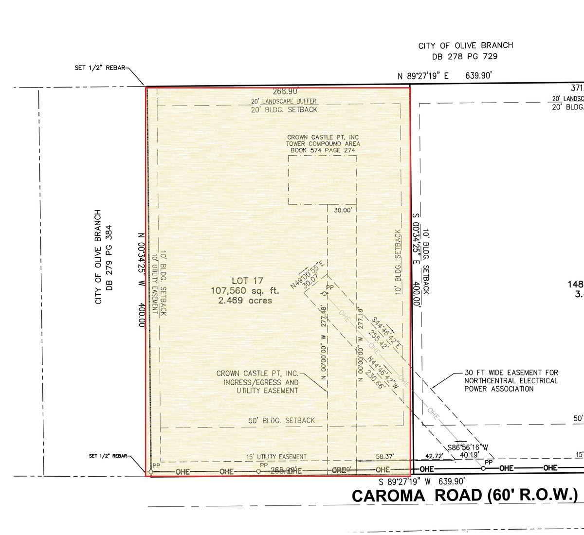 8806 Caroma Rd, Olive Branch, MS