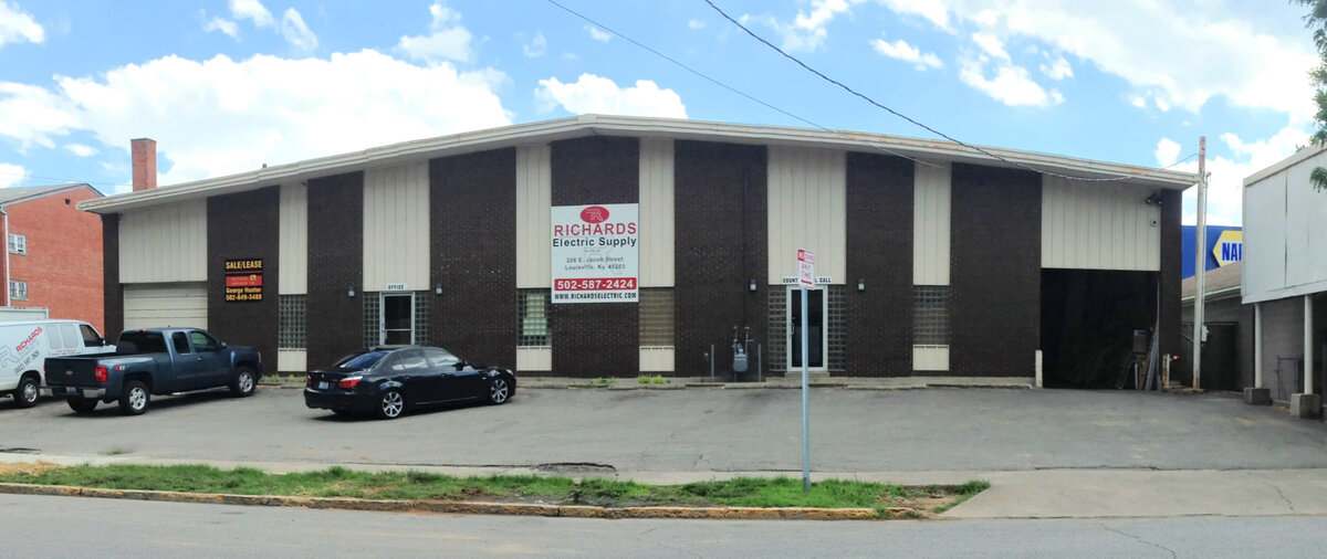 Industrial Property For Sale Louisville Ky