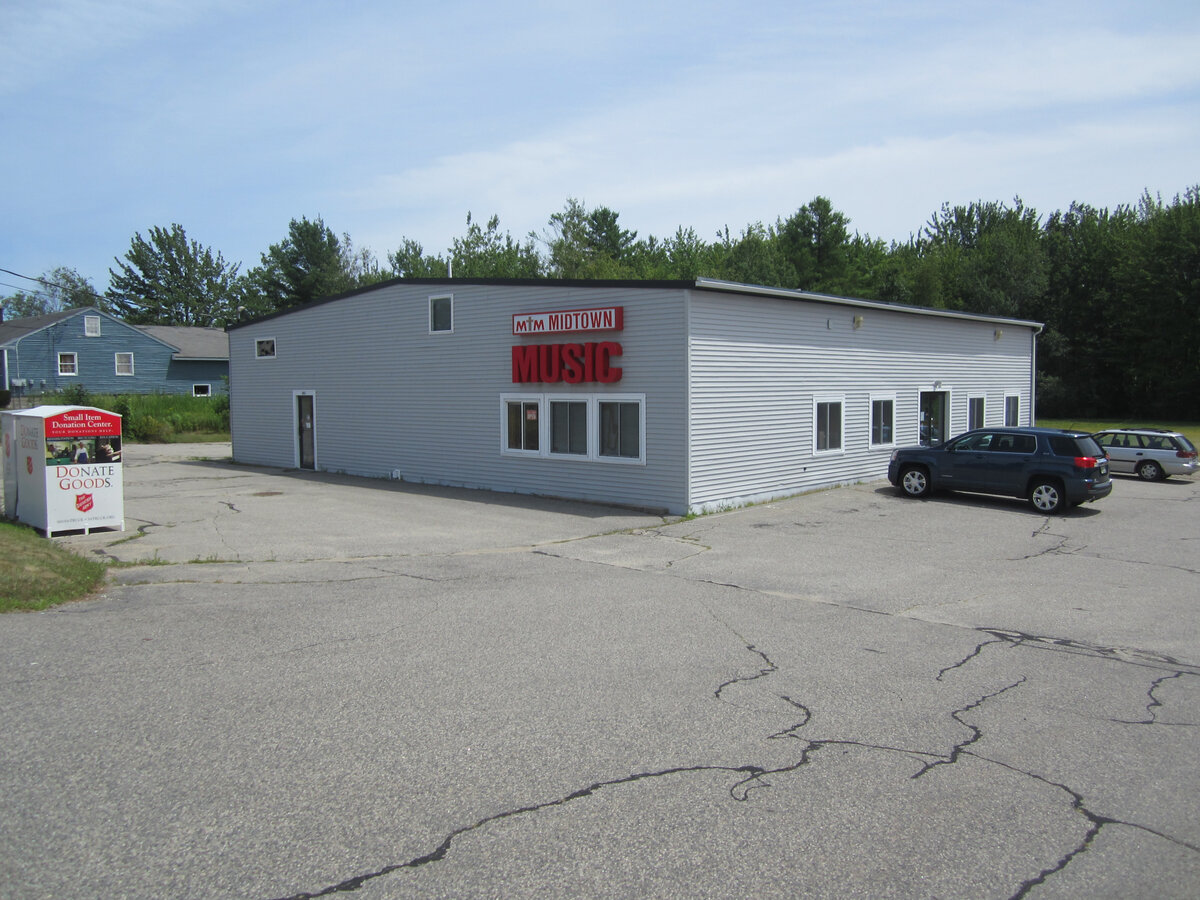 Route One Commercial Building for Sale