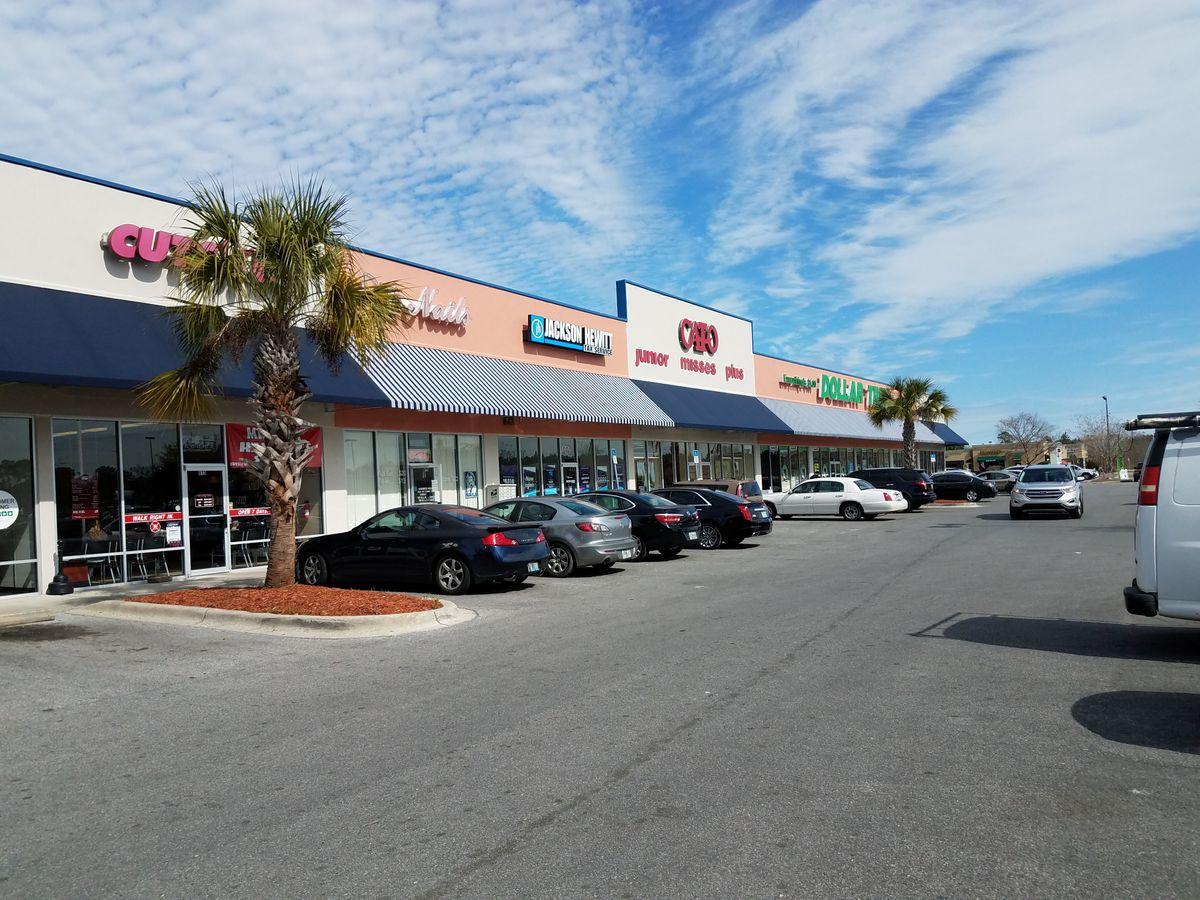 Panama City Beach Parkway Walmart