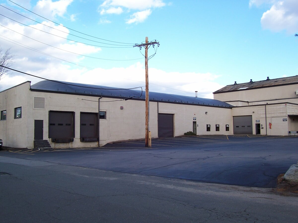 Industrial Property For Sale Ma