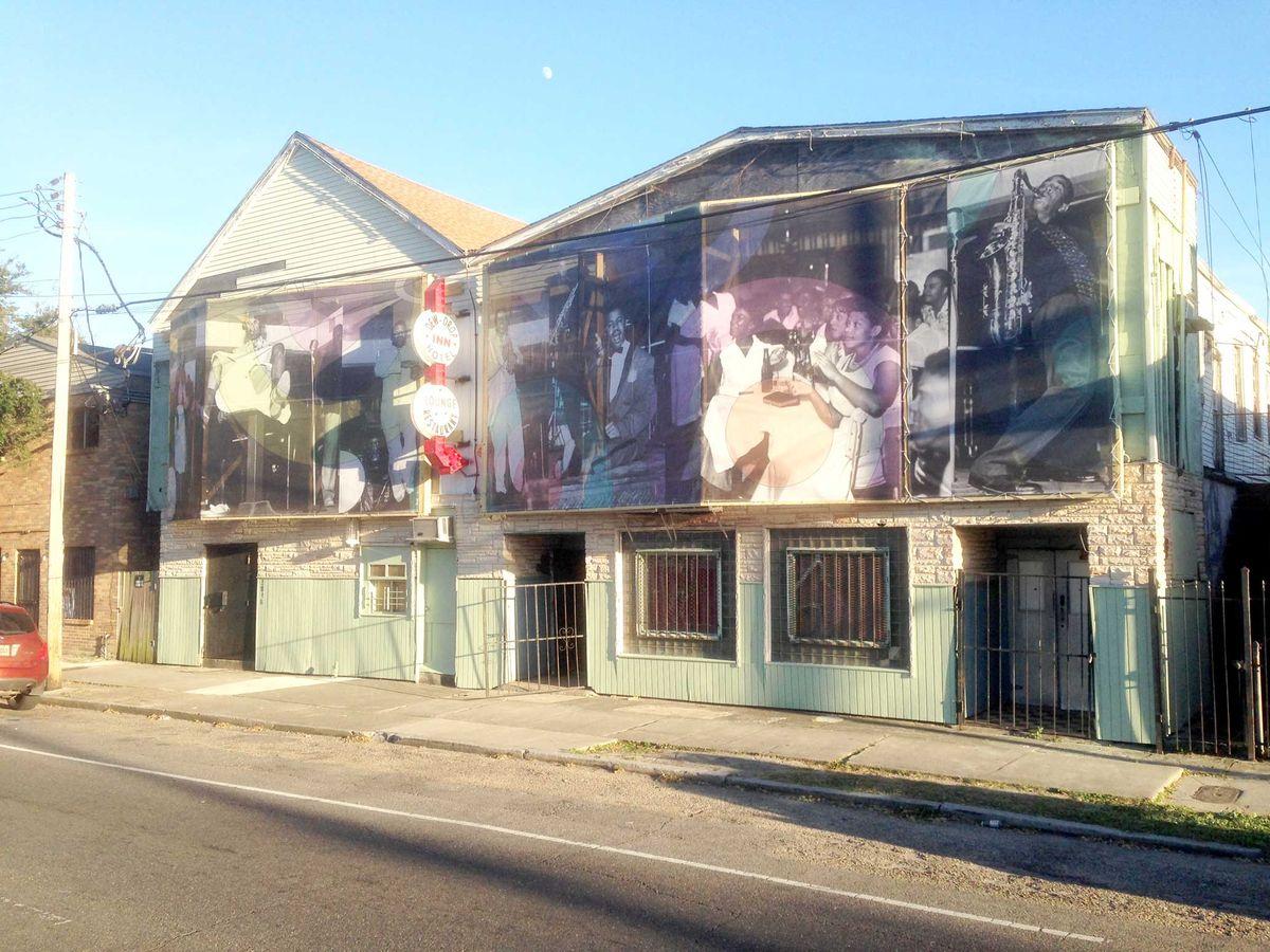 Lasalle Hotel New Orleans