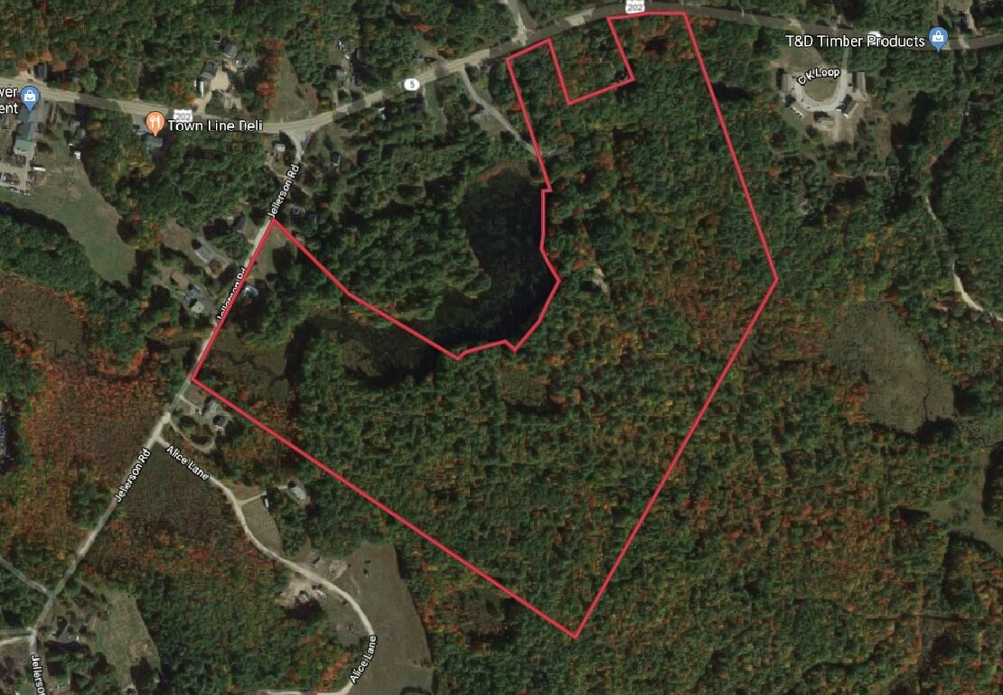 73+/- Acre Residential Development For Sale