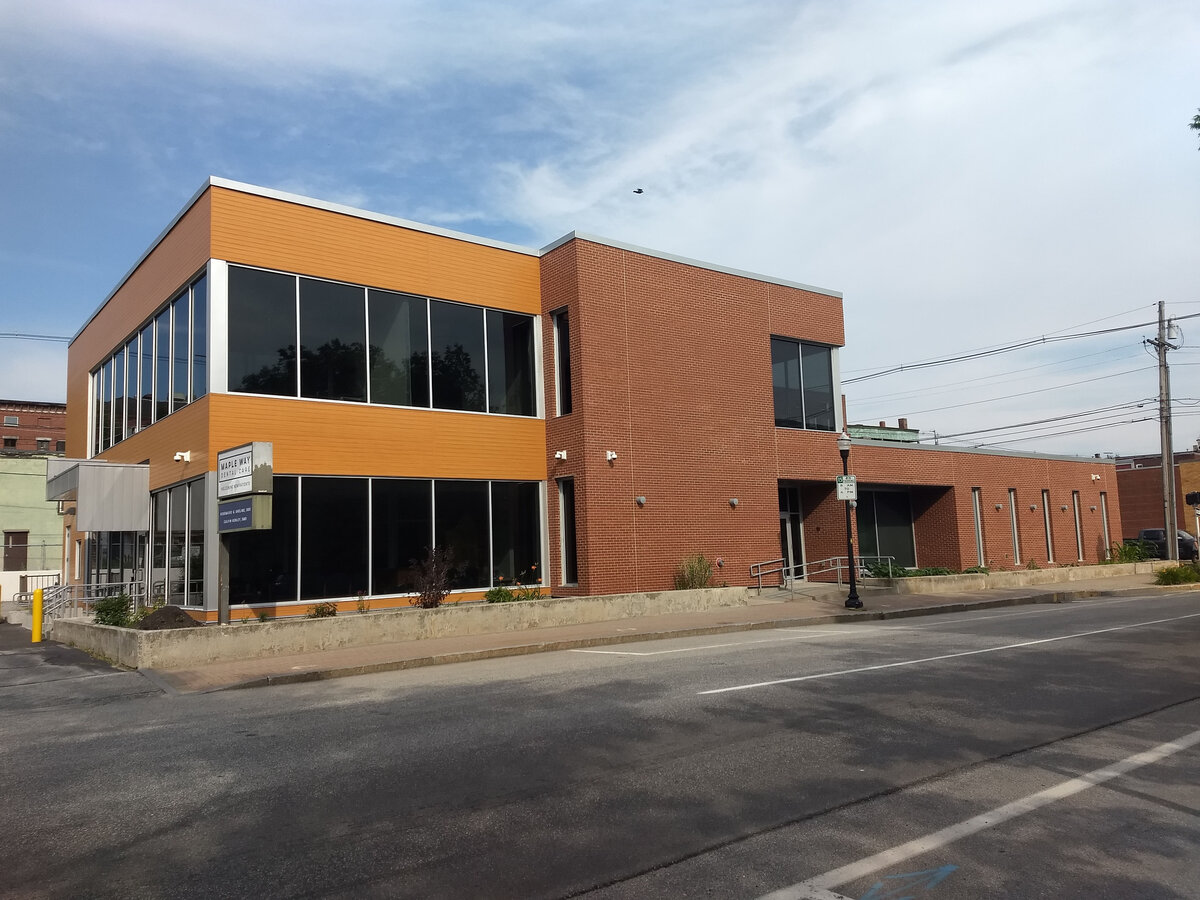 Downtown Office/Retail Space for Lease