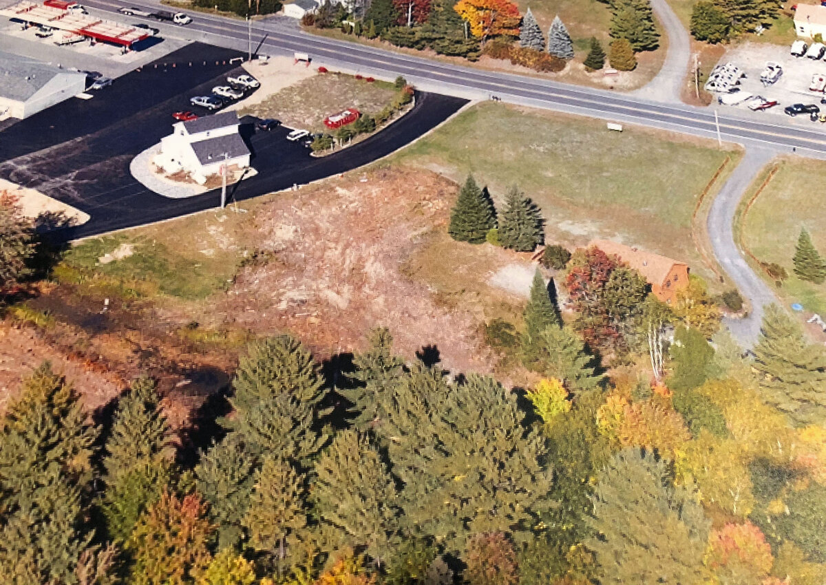 3.7+/- Acres & Small House for Sale