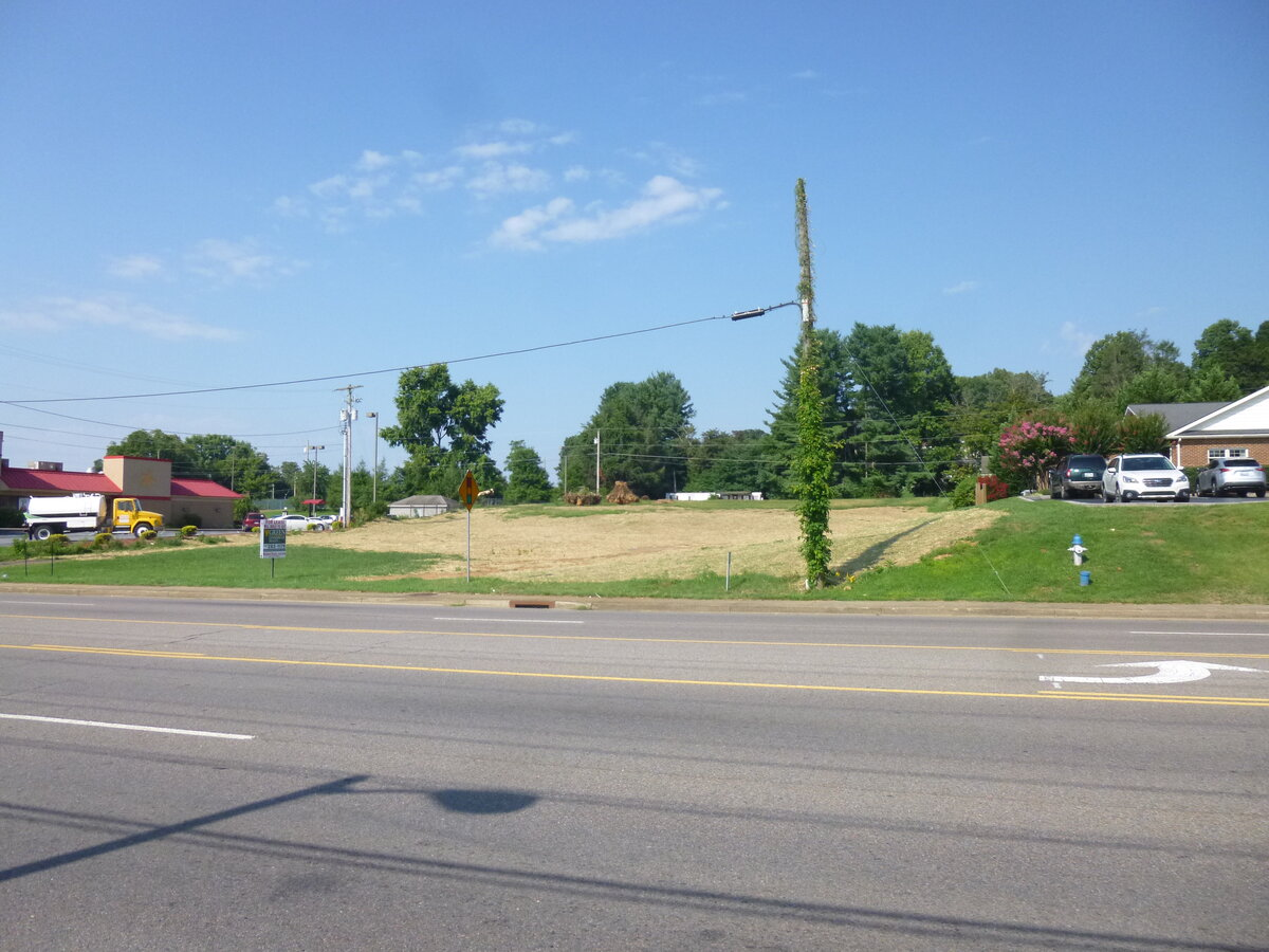 4709 N Roan St Johnson City Tn Vacant Land For Lease