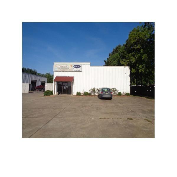 Light Industrial Construction Cost Per Square Foot: 11585 Co Rd 65, Foley, AL