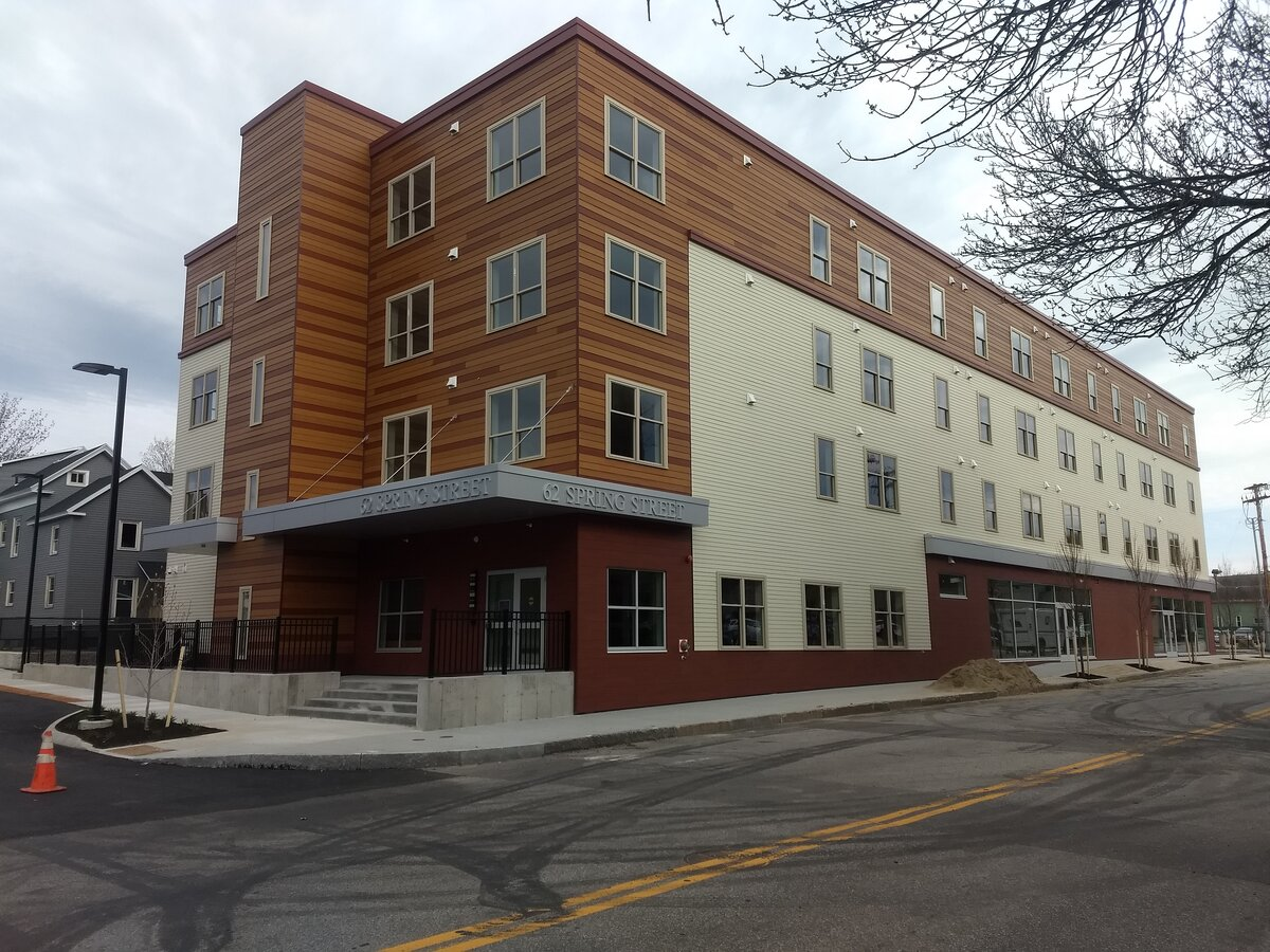 Mixed Use Development for Lease