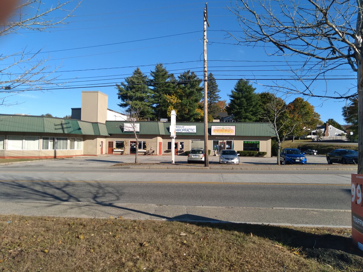 Market Place Shopping Center For Lease