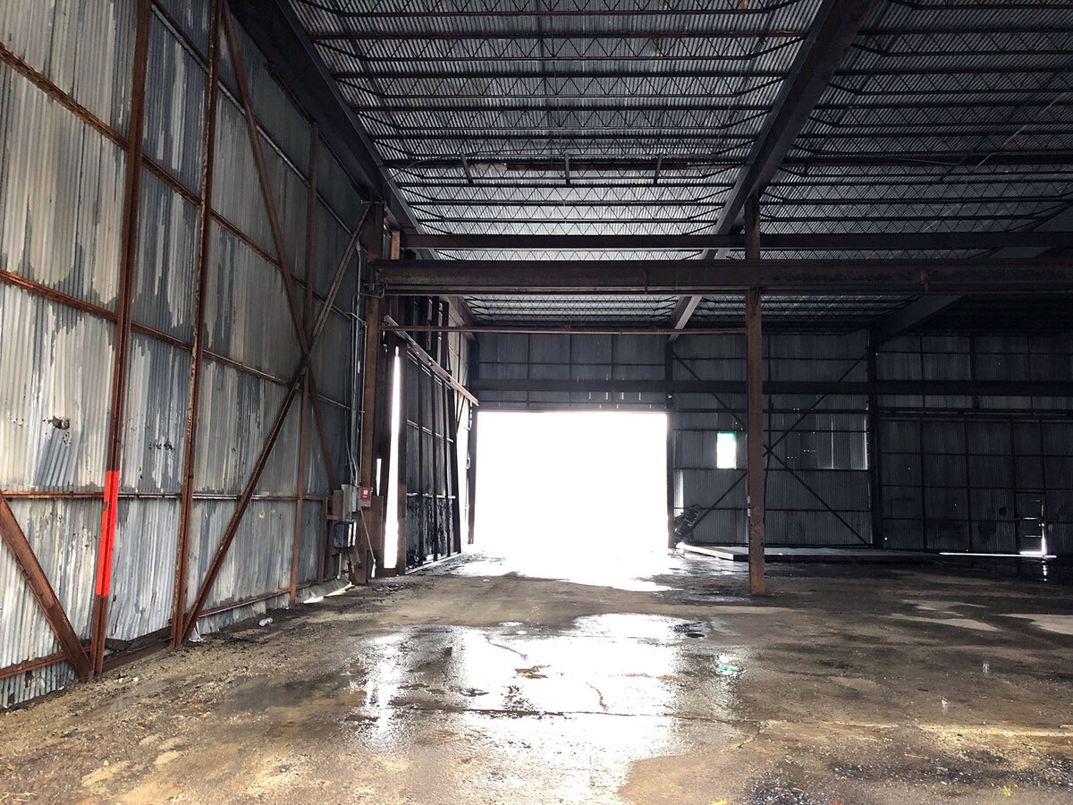 18,000+/- SF Steel Building For Sale