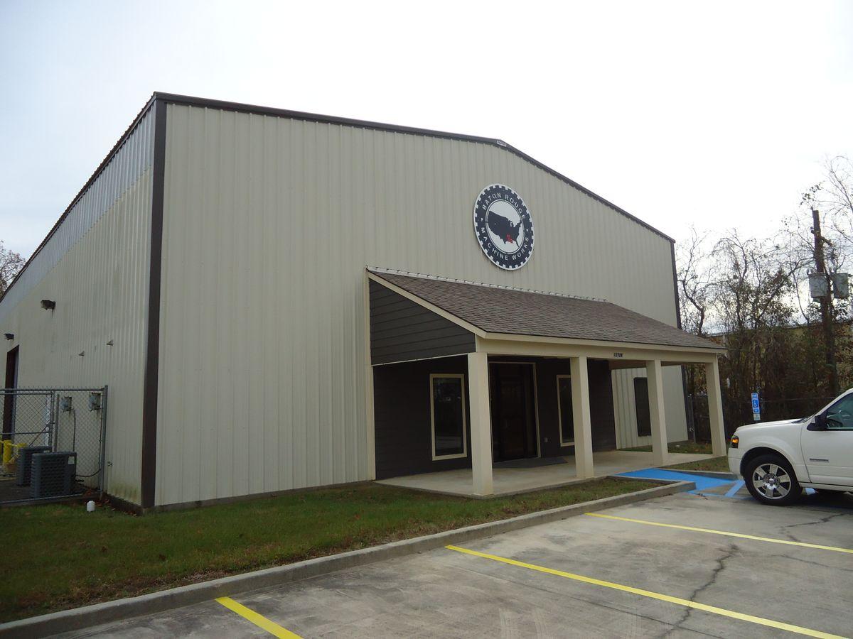 12726 Ronaldson Rd Baton Rouge La Industrial For Lease