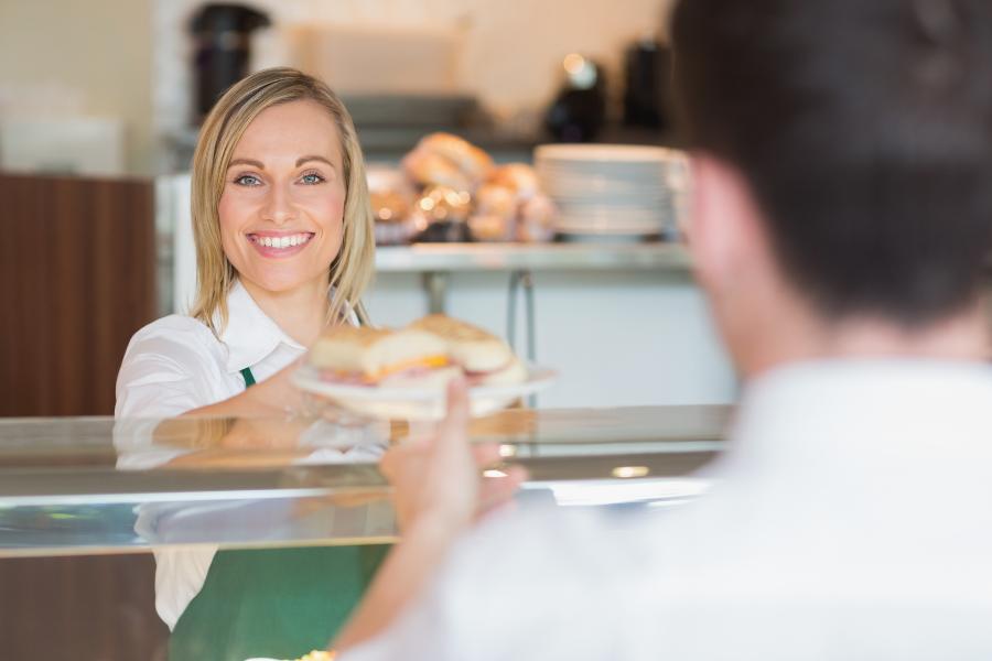 Turn-key sandwich shop/bakery featuring freshly baked bread!