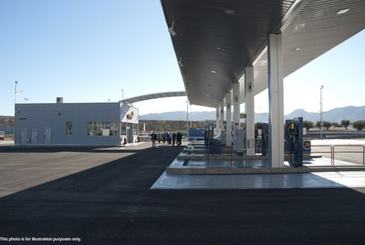PROFITABLE CONVENIENCE STORE AND GAS STATION