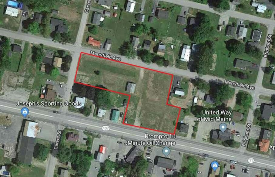 Development Site For Sale in Waterville