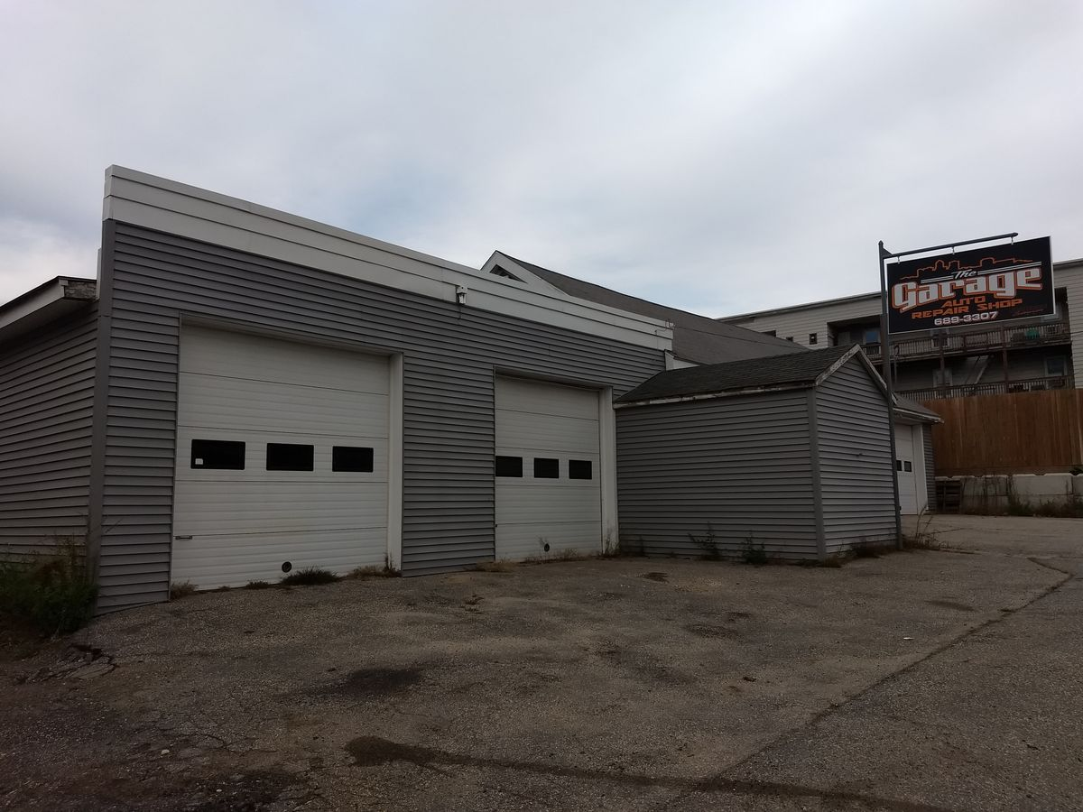 5-Bay Commercial Garage