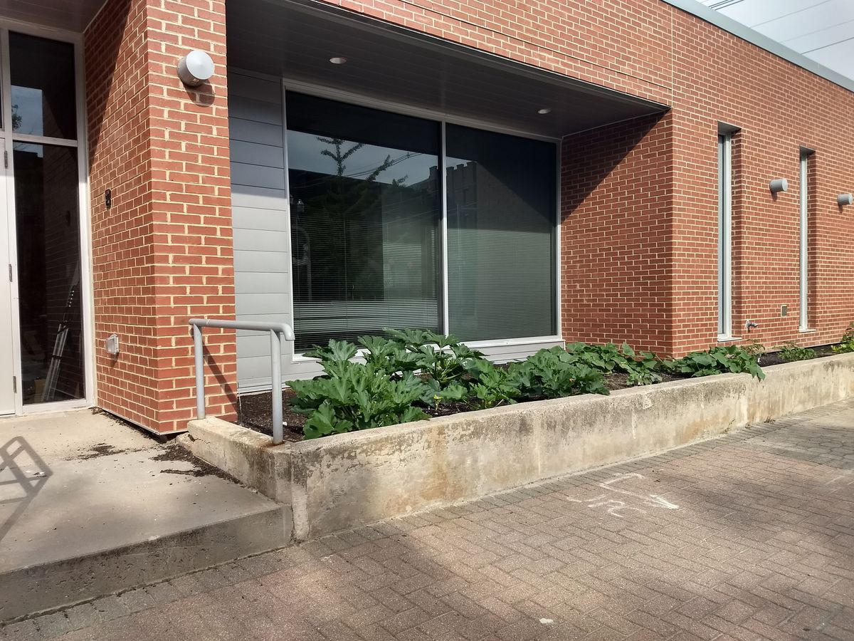 Finished Space Offered: Downtown Office/Retail Space for Lease