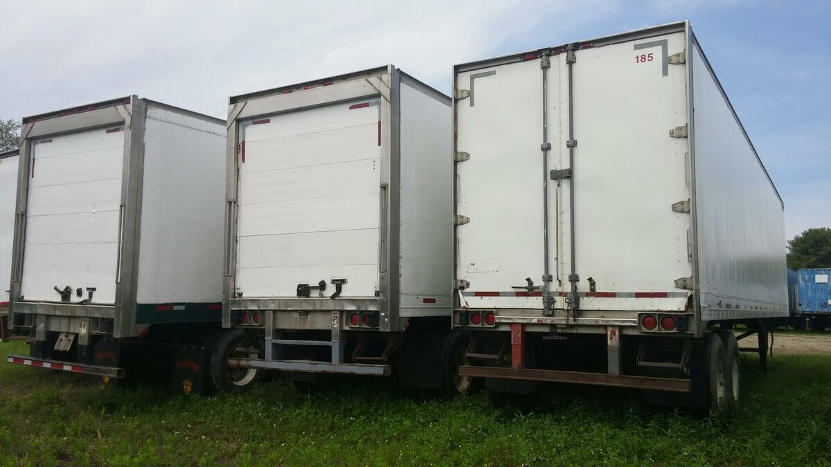 Trailers and Shipping Containers - Sales and Rentals