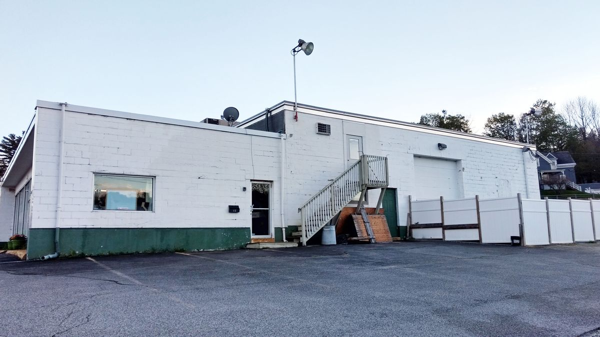 Large Investment Warehouse