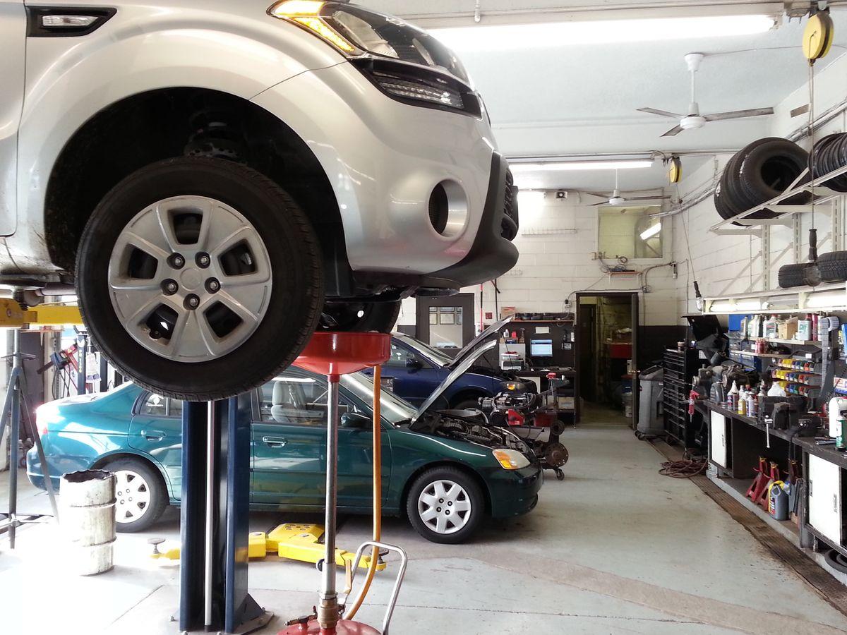 Profitable Auto Repair Shop