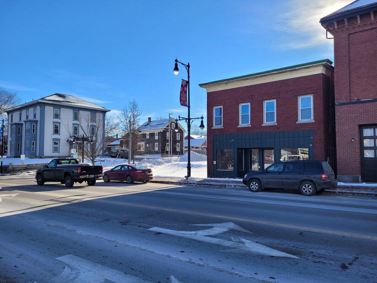 Downtown Auburn; Land & Building For Sale