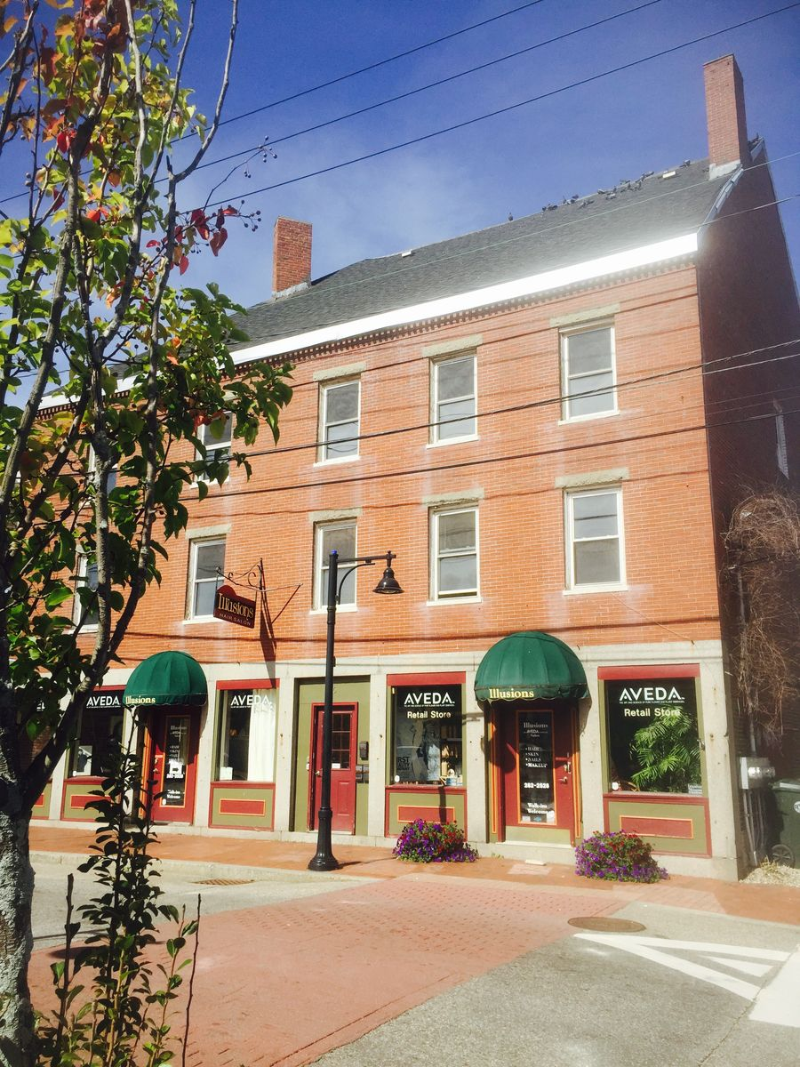 Pepperell Square Office