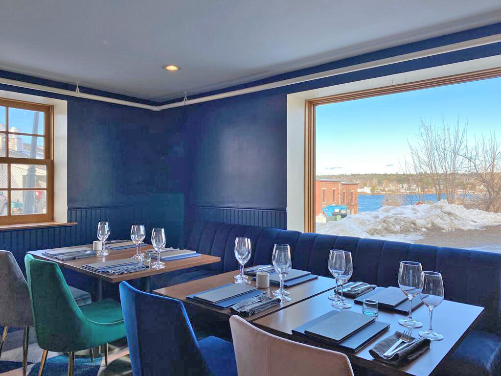 Upscale Farm-to-Table Eatery in Midcoast Maine