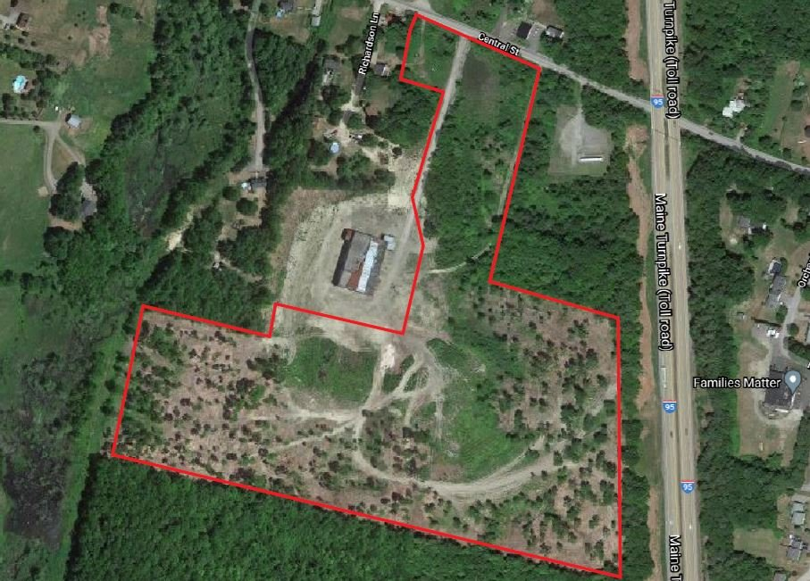 29.15+/- Acre Industrial Site For Sale