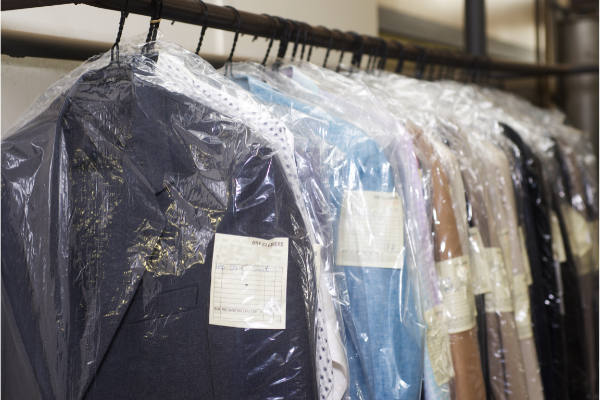 Laundromat and Dry Cleaning Business