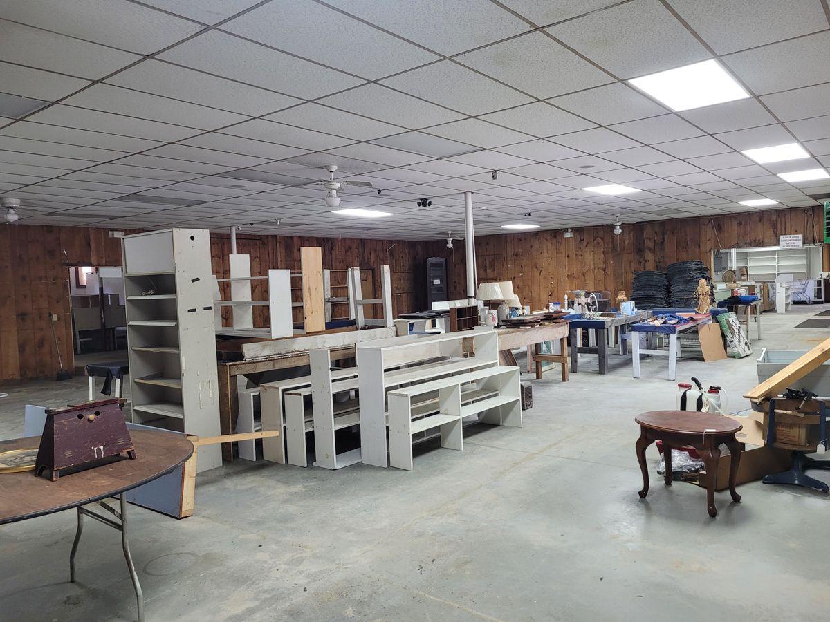 Warehouse on 3 acres - Rt. 26