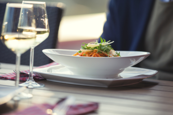 Casual Fine Dining Priced Below Market